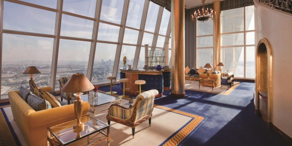 Burj Al Arab Jumeirah - Club Suite Lower level