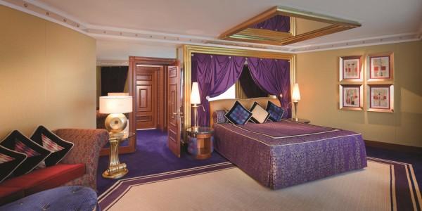 Burj Al Arab Jumeirah - One Bedroom Deluxe Suite Upper level