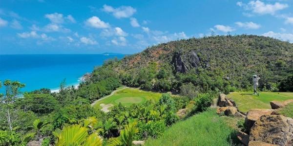 Indian Ocean - Seychelles - Constance Lemuria Praslin Seychelles - Golf
