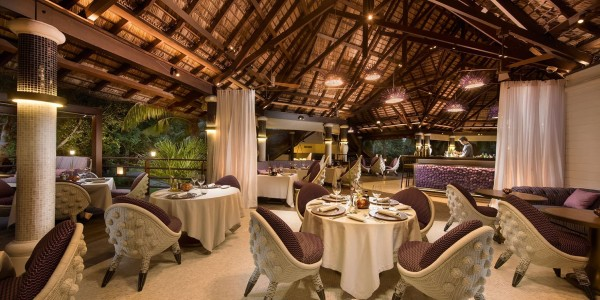 Indian Ocean - Seychelles - Constance Lemuria Praslin Seychelles - Restaurant