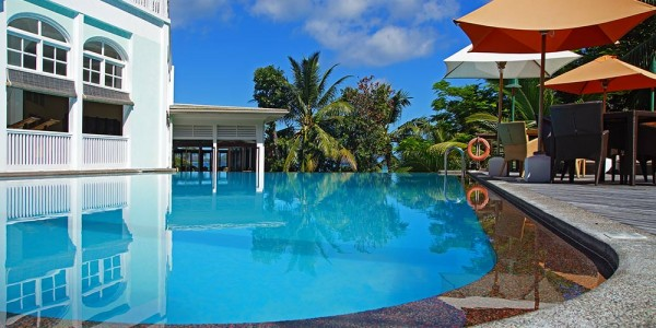 Indian Ocean - Seychelles - L'Archipel - Pool
