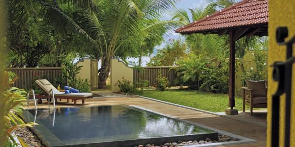 Indian Ocean - Seychelles - Sainte Anne Resort and Spa - Pool Villa
