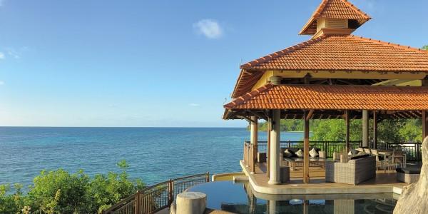 Indian Ocean - Seychelles - Sainte Anne Resort and Spa - Royal Villa 2