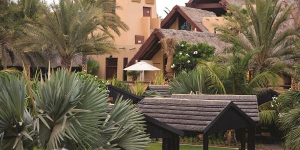 Jumeirah Beach Hotel - Beit Al Bahar - Garden View