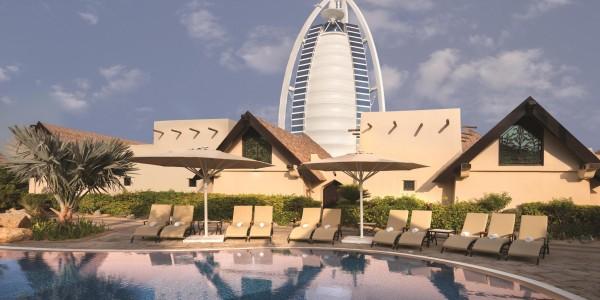 Jumeirah Beach Hotel - Beit Al Bahar Royal Villas - Swimming Pool