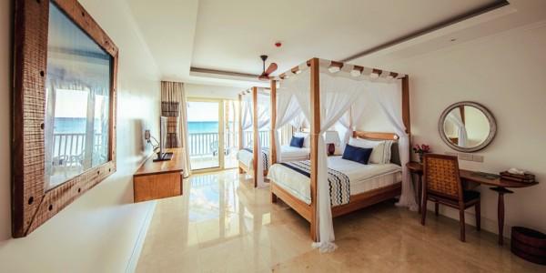 Kenya - Kenya Coast - Hemingways Watamu - Deluxe Ocean View Room