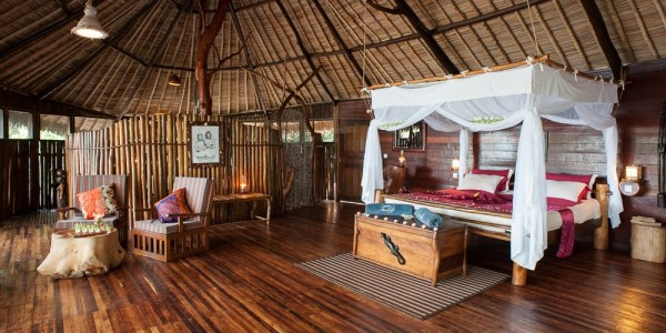 Madagascar - South-East Madagascar - Madaclassic -Manafiafy Beach & Rainforest Lodge - Room