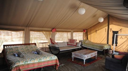 Africa - Kenya - Laikipia - Karisia Walking Safaris - Turamen Camp