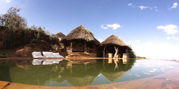 Africa - Kenya - Laikipia - Ol Malo - Pool