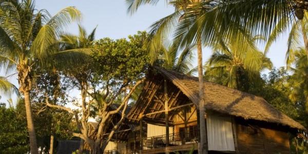Africa - Zanzibar - Mafia Island - Pole Pole Bungalows - Bungalow