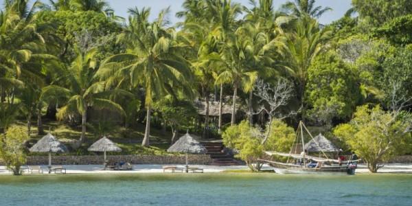Africa - Zanzibar - Mafia Island - Pole Pole Bungalows - Overview
