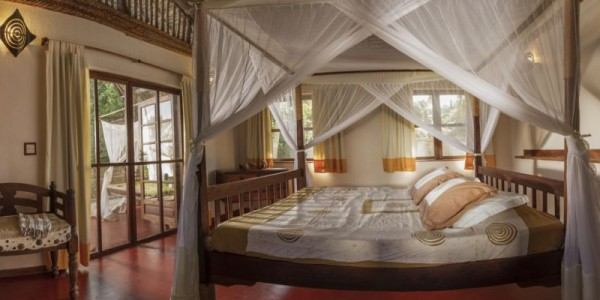Africa - Zanzibar - Mafia Island - Pole Pole Bungalows - Room 2