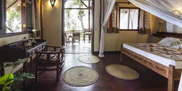 Africa - Zanzibar - Mafia Island - Pole Pole Bungalows - Room