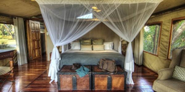 Botswana - Central Kalahari - Dinaka Lodge - Room