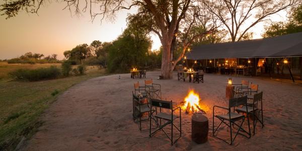 Botswana - Moremi - Machaba Camp - Camp