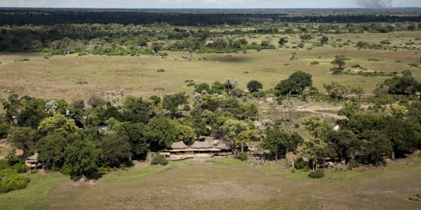 Botswana - Moremi - Mombo Camp - Overview