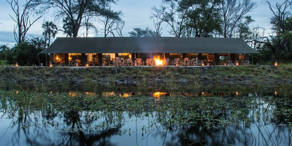 Botswana - Okavango Delta - Gomoti Plains Camp - Overview