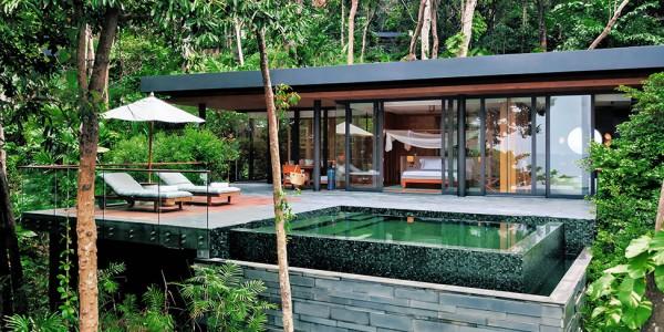 Cambodia - Beaches of Cambodia - Six Senses Krabey Island - Ocean Pool Villa Suite