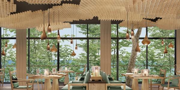 Cambodia - Beaches of Cambodia - Six Senses Krabey Island - Restaurant