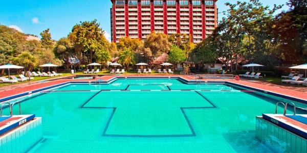 Ephiopia - Addis Ababa - Hilton Addis Ababa - Pool