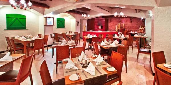 Ephiopia - Addis Ababa - Hilton Addis Ababa - Restaurant