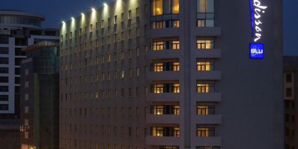 Ephiopia - Addis Ababa - Radisson Blu Hotel, Addis Ababa - Exterior
