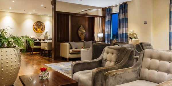 Ephiopia - Addis Ababa - Radisson Blu Hotel, Addis Ababa - Lounge