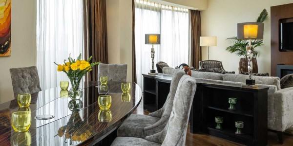 Ephiopia - Addis Ababa - Radisson Blu Hotel, Addis Ababa - Presidential Suite