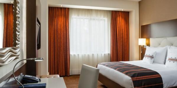 Ephiopia - Addis Ababa - Radisson Blu Hotel, Addis Ababa - Room