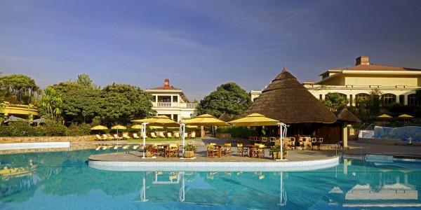Ephiopia - Addis Ababa - Sheraton Addis - Pool