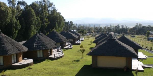 Ephiopia -Gondar -Mayleko Lodge - Outdoor