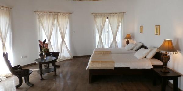 Ephiopia -Gondar -Mayleko Lodge - Room