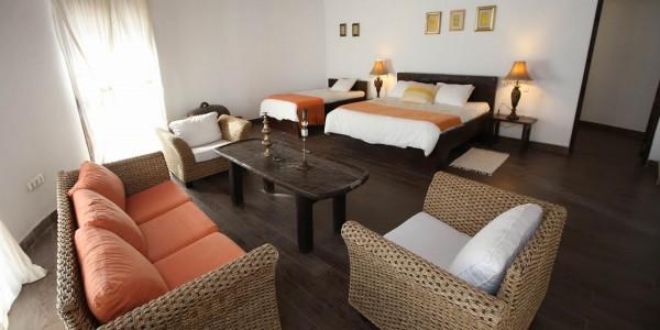Ephiopia -Gondar -Mayleko Lodge - Suite Room
