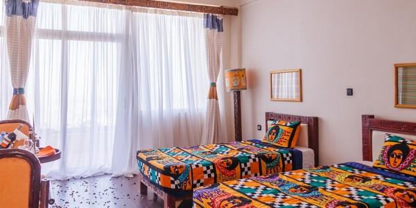 Ephiopia - Lalibela - Maribela - Room