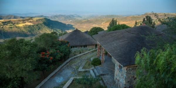Ephiopia - Lalibela - Mezena Lodge - Overview 2