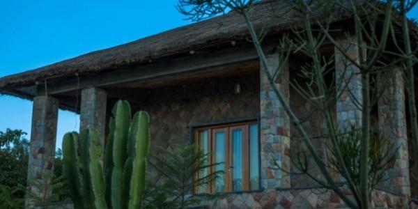 Ephiopia - Lalibela - Mezena Lodge - Overview 3