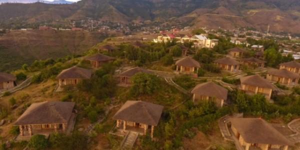 Ephiopia - Lalibela - Mezena Lodge - Overview