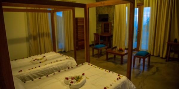 Ephiopia - Lalibela - Mezena Lodge - Room