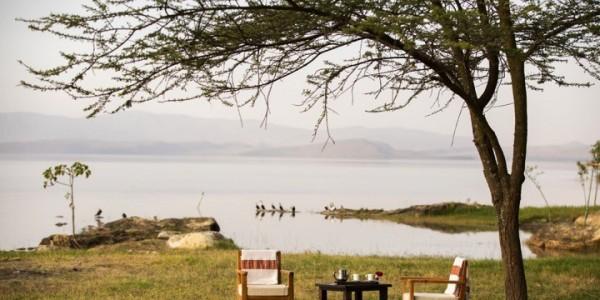 Ephiopia - Rift Valley Lakes - Hara Langano Lodge - Dining
