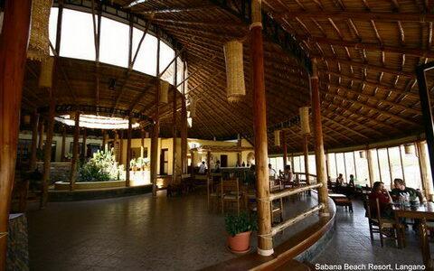 Ephiopia - Rift Valley Lakes - Sabana Beach Resort - Dining