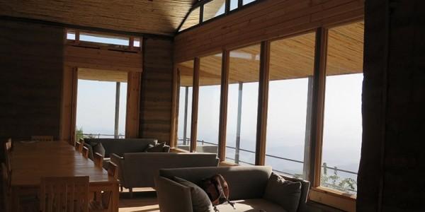 Ephiopia - Simien Mountains - Limalimo Lodge - Inside