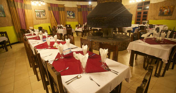 Ephiopia - Simien Mountains - Simien Lodge - Dining