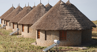 Ephiopia - Simien Mountains - Simien Lodge - Overview