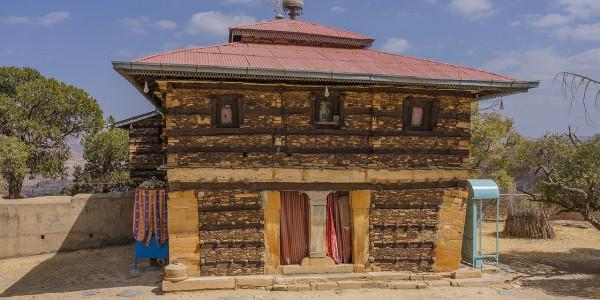 Ephiopia Tigray - Debre Damo Monastery