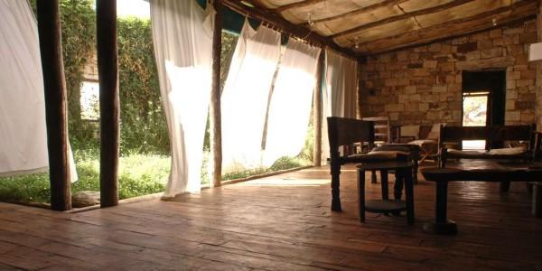 Ephiopia - Tigray - Gheralta Lodge - Inside