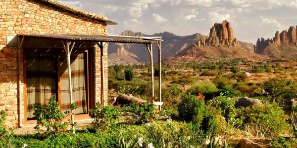 Ephiopia - Tigray - Korkor Lodge - Overview