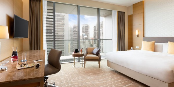 Hotel Jen Orchardgateway Singapore - Deluxe Guest Room - 1127110
