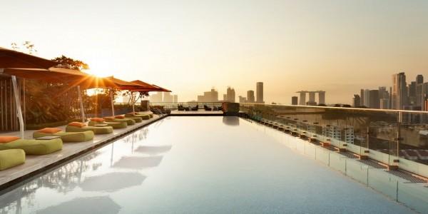 Hotel Jen Orchardgateway Singapore - Pool - Day - 1127093