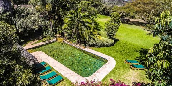 Kenya - Rift Valley - Kiangazi House - Pool 2