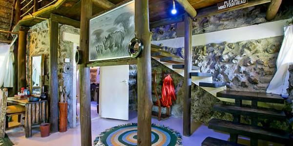 Kenya - Rift Valley - Mbweha Camp - Inside
